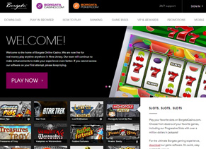 Borgata Casino - Home Page