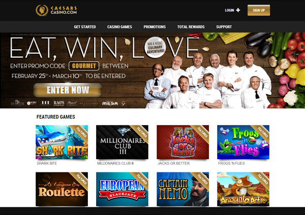 caesars palace online casino gaming online