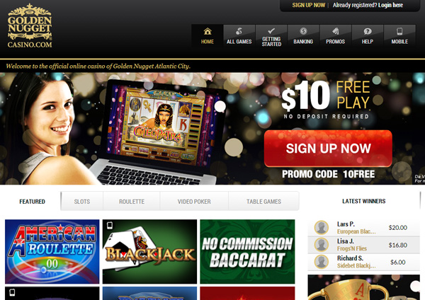 Golden Nugget New Jersey Casino Review – User Reviews