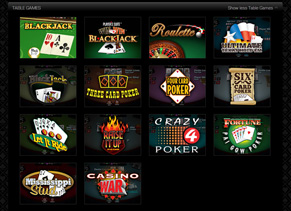 Ultimate Casino - Table Games