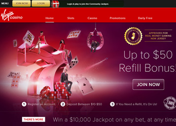 Virgin Casino Review